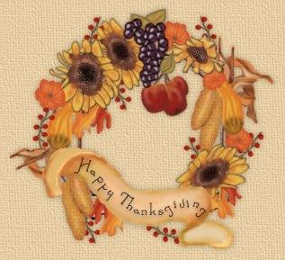 thanksgiving recipes meals